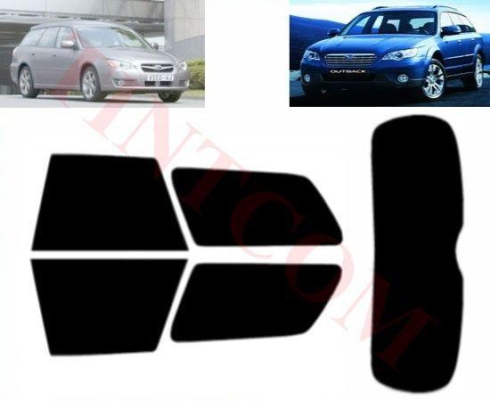 Subaru Outback/Legacy (5 вр, комби, 06-09) Фолио за тониране на стъкла