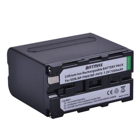 Acumulator NP-F970 7200mAh pt camere video SONY, lampa video, monitor