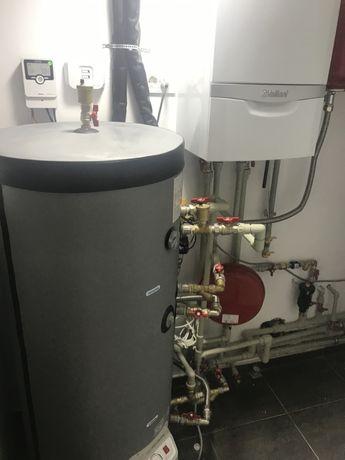 Instalator Centrale termice -Schimbat sau  montat