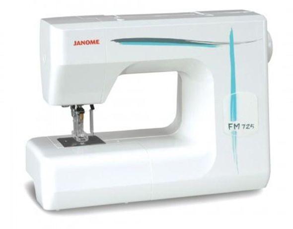 Janine FM725 иглопровивная машина