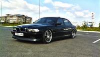 Обвес на BMW E38 АС Schnitzer