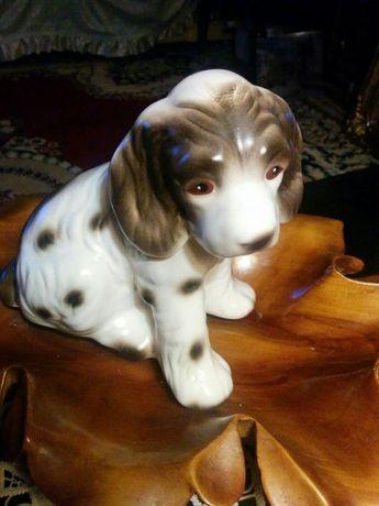 Figurina portelan catel dalmatian