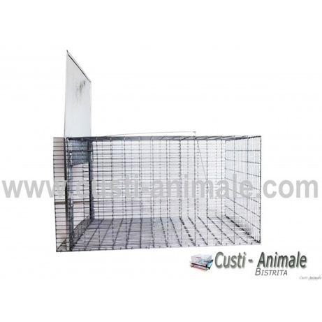 Capcana animale ecologica/75x40x40 cm