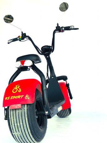 City Coco Електрически скутер • Харли • VS Sport