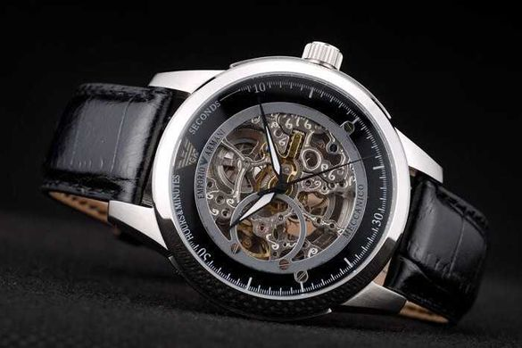Mъжки автоматичен часовник Emporio Armani AR4625 Meccanico