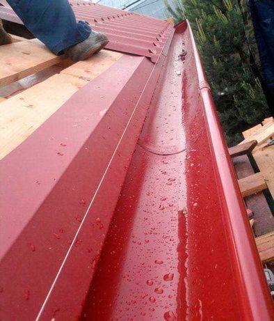 Constructii acoperisuri, reparatii de urgenta la acoperis