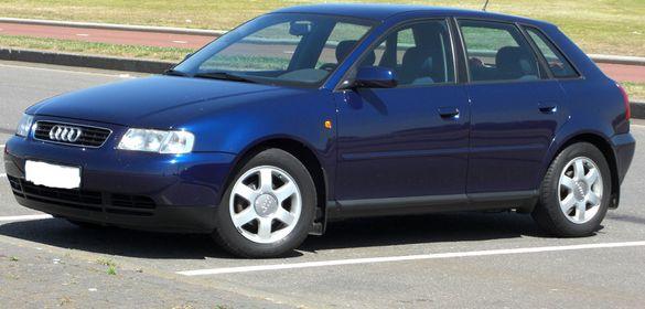 Audi A3 1.6 на части