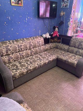Продам диван и кресло