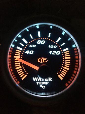 Измервателни уреди за температура на водата, електрически и LED - 52мм