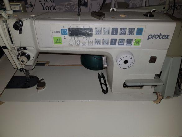 Професионална права машина TY-B211 Автомат