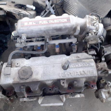 Двигатель на мазду 626 2.2