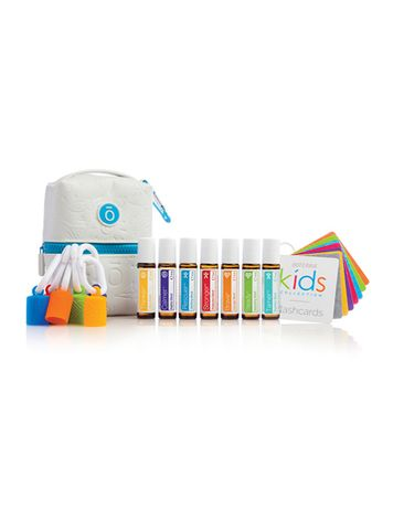 Vand Set uleiuri esentiale Kids Collection 7x10 ml DoTERRA.