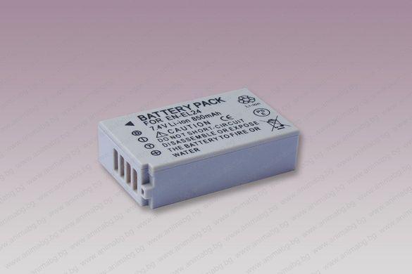 ANIMABG Батерия модел EN-EL24 за фотоапарати на Nikon 1 J5 DL24-85 DL1