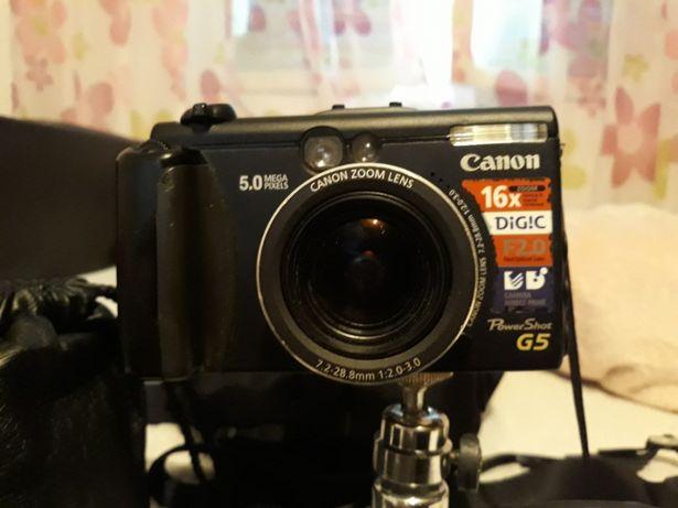 Canon PowerShot G5, 5 Megapixeli