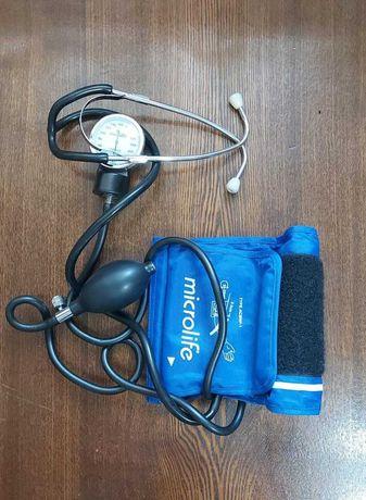 тонометр с фонендоскопом