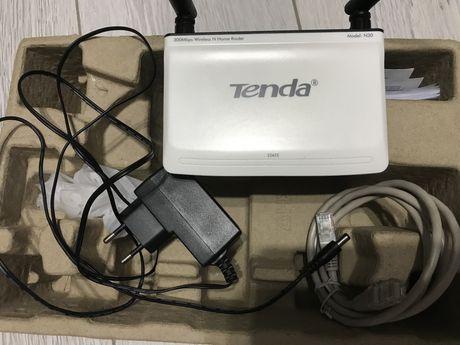 Tenda N30 роутер