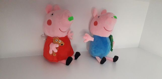 Purcelusa Peppa & George