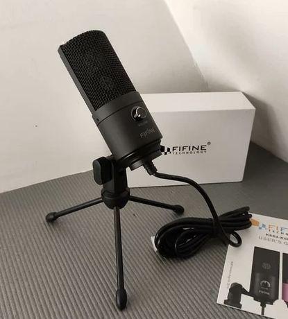 Студийный микрофон новый
