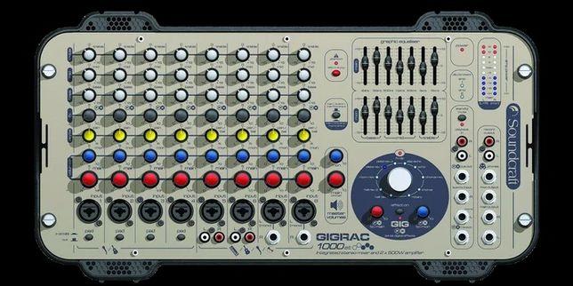 Активный пульт Soundcraft GigRac 1000 Англия