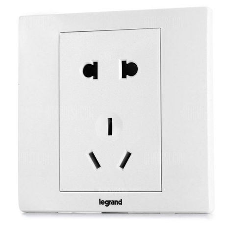 Китайски контакт Legrand EN426 / 10USL Universal Wall Socket