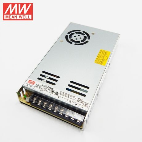 Блок питания 5 вольт 40-60А 200-350W для бегущей строки на LED экраны