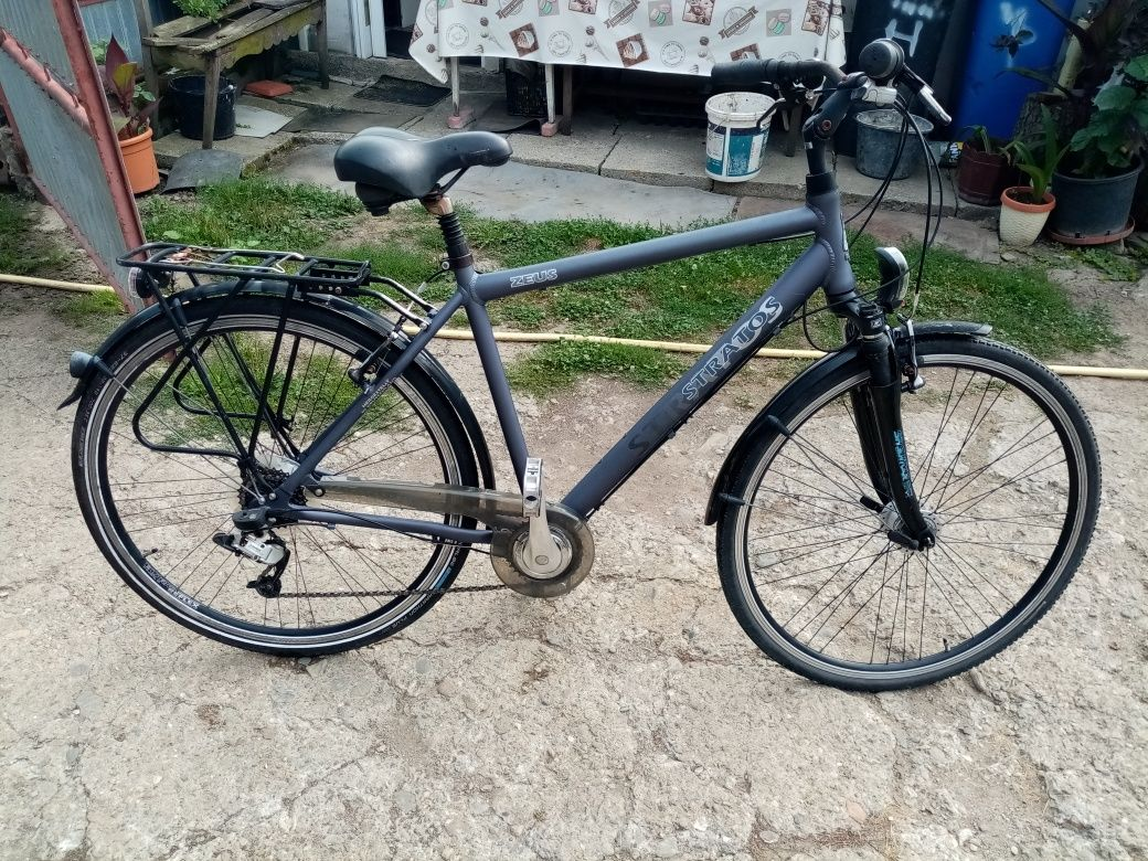 Bicicleta Stratos