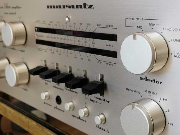 Marantz PM5 esotec class A