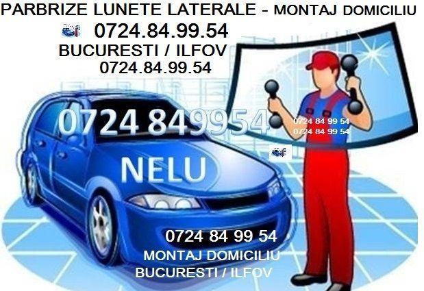 Parbriz La Domiciliu/Lunete La Domiciliu/Geamuri Laterale La Domiciliu