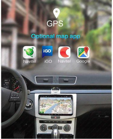 Мултимедия, навигация за VW,Seat,Skoda. GPS, Android 8.1