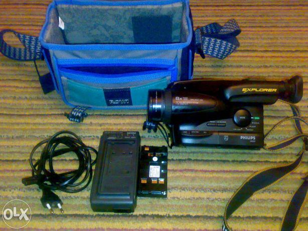 Camera video Philips M620,impecabila,acumulator absolut nou!!!