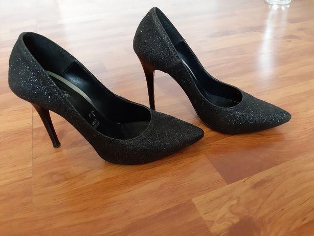 Pantofi piele Benvenuti de ocazie marimea 35