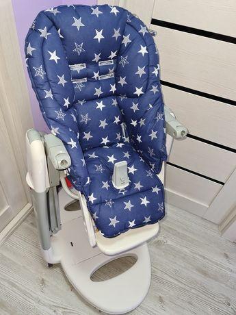 Чехол на детский стульчик для кормления чехол на стул чехлы на детские
