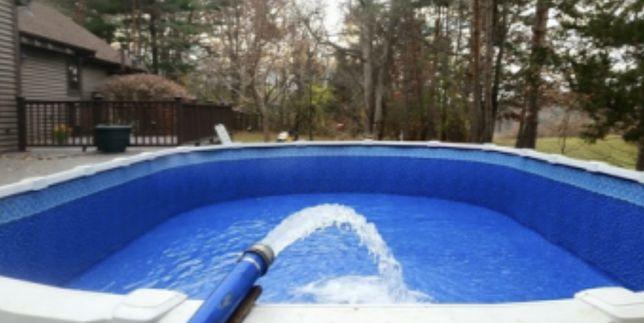 Umplere piscine transport apa potabila non stop