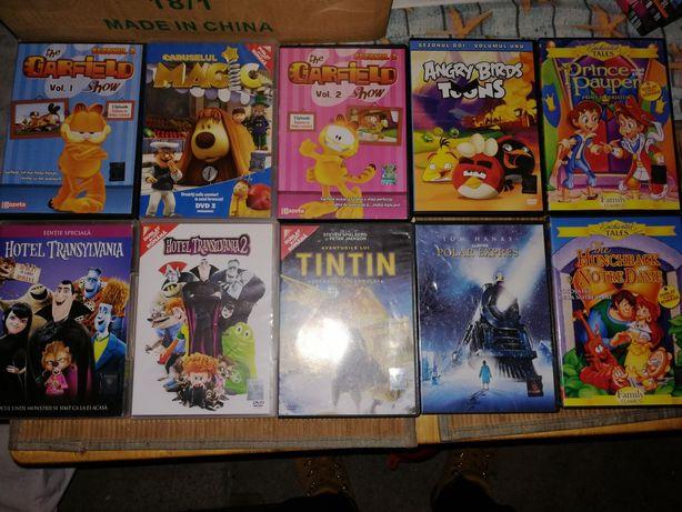 Desene animate pe Dvd