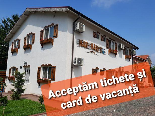 Vila Mar-Mari's , acceptam card și tichete de vacanță la cazare