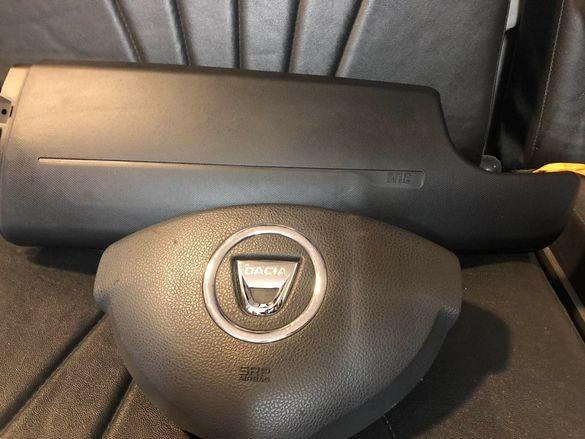 Аербег , Аирбаг , Airbag за Dacia Duster Дачия Дъстър