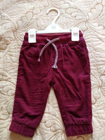 Pantaloni In extenso nr 68 cm