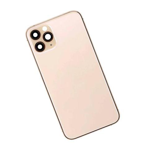 Carcasa iPhone 11 Pro Gold compatibil