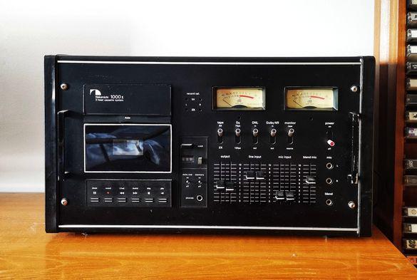 Nakamichi 1000II 3 Head Cassette System