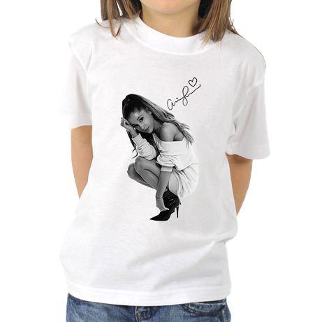 ХИТ! Детски тениски АРИАНА ГРАНДЕ / ARIANA GRADE! Или с Твоя идея!