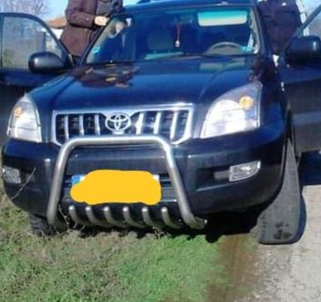 Тойота Ланд Крузер