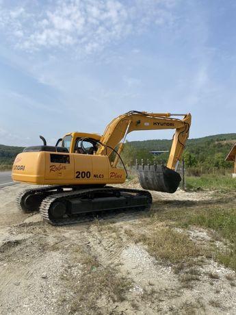 Excavator 20t Hyundai