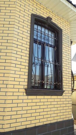 Решетки на окна в Алматы любого вида. Гарантия качества