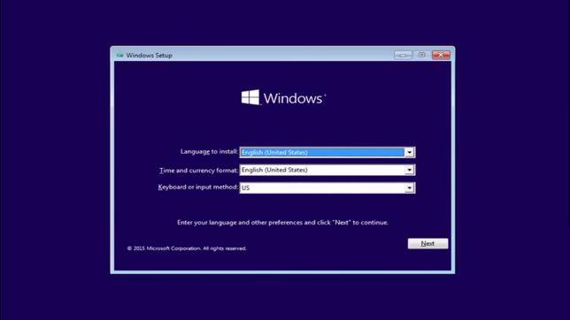Instalez windows10/pro,home orice windows 10