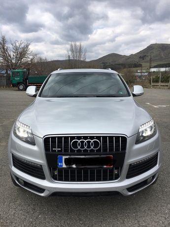 Audi Q7 4L 3.0TDi **facelift** 239hp Ауди Ку7 3.0ТДИ -на части 3бр.