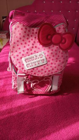 Учиническа раница Hello Kitty