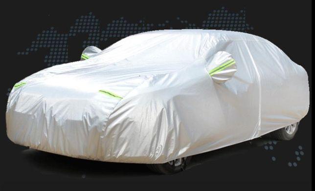 Тент чехол покрывало для кузова авто машины автомобиля на осень зиму