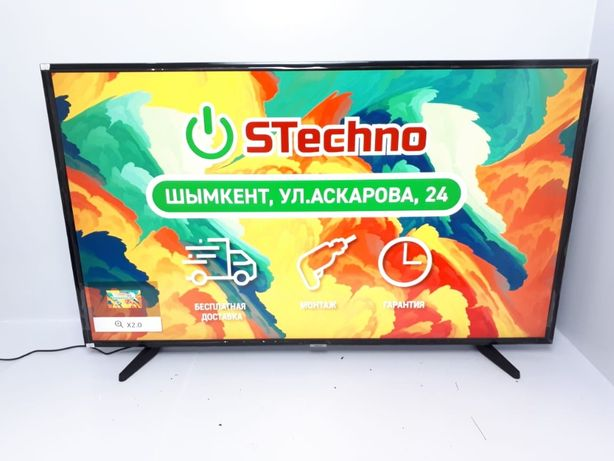 Телевизор SMART Samsung UE55NU7100 Рассрочка 12мес!! 1год Гарантия