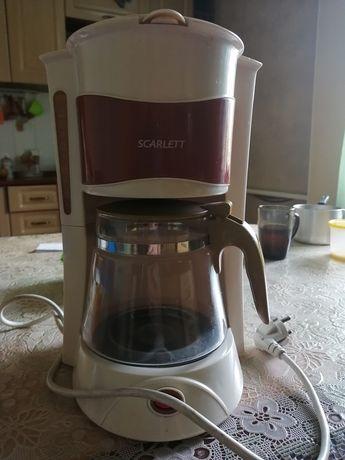 Продам кофеварку Skarlet