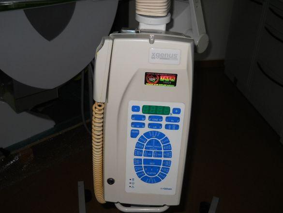 Рентген дентален